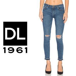 DL1961 Margaux  Instacultpt Ankle Skinny Jeans8422